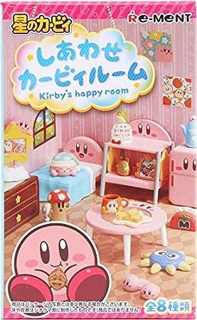 Re-Ment Caja sorpresa de miniaturas Habitación feliz de Kirby