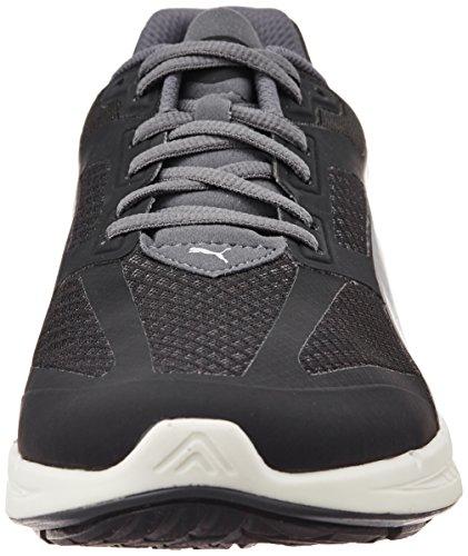 PUMA IGNITE Mesh - Zapatillas de running para hombre black-periscope