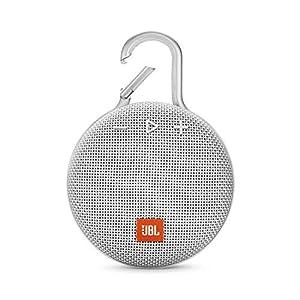 JBL Clip 3 - enceinte Bluetooth Portable avec Mousqueton - Étanchéité Ipx7 - Autonomie 10hrs - Qualité Audio JBL - Blanc 9