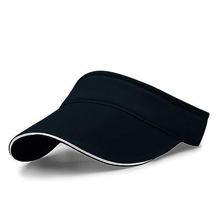 Amazon.com  LAOWWO Men Women Sportwear Sun Visor Hat.Golf hat Hiking ... 253d767e646