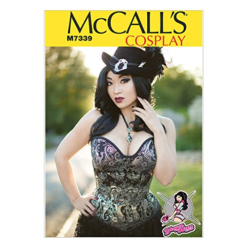 McCalls Patterns Overbust Underbust 6 8 10 12 14 product image