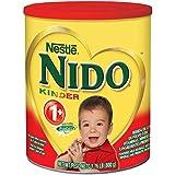NESTLE NIDO Kinder 1+ Powdered Milk Beverage 1.76 lb. Canister (2 pack)