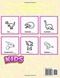 Dinosaurs Coloring For Children: Activity And