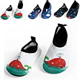 L-RUN Unisex Swimming Shoes Barefoot Beach Shoes