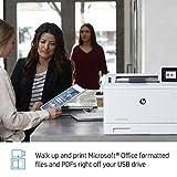 HP Color LaserJet Pro M454dw Wireless Laser