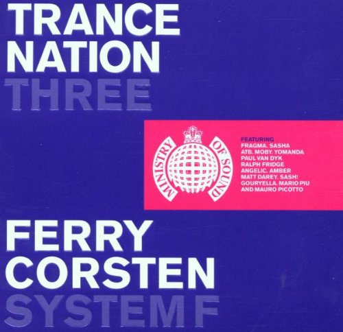 Ministry of Sound: Trance Nation 3 by Ministry of Sound UK