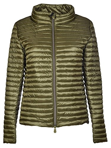 The D3682wiris601064 Save Duck Piumino Donna Poliestere Verde drrp0q