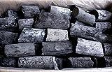 Laos charcoal 15kg SetsuFutoshimaru (4 ~ 6cm length 10 ~ 20cm thickness)
