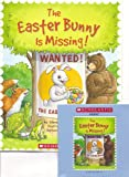 The Easter Bunny Is Missing! Book and Audio CD Set (Paperback Book and Audio CD)
