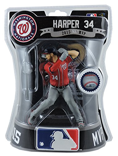 Bryce Harper Washington Nationals MVP Imports Dragon Action Figure L.E. /2000