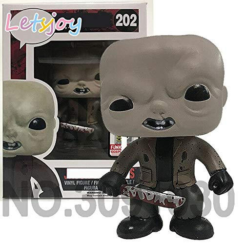 WOIA Official It Trick 'R Treat Sam V for Vendetta Horse Terrifying Movie Doll Cute Pennywise Saw Billy Chucky Scream Ghostface Baby Boy Must Haves Friendship Gifts The Favourite -