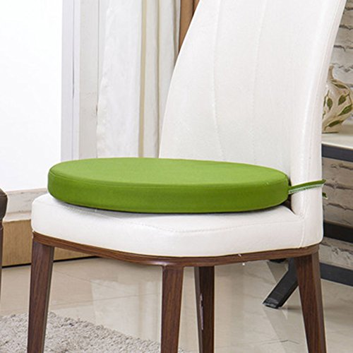18 Round Patio Chair Cushions: Sigmat Indoor/Outdoor Seat Cushions Waterproof Round Bar