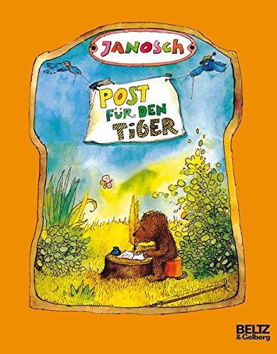 Post Für Den Tiger  Die Geschichte Wie Der Kleine Bär Und Der Kleine Tiger Die Briefpost Die Luftpost Und Das Telefon Erfinden  MINIMAX