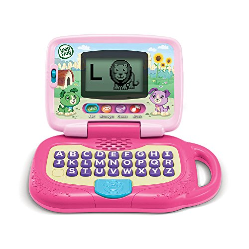 LeapFrog My Own LeapTop Electronic Learning Toys - Pink