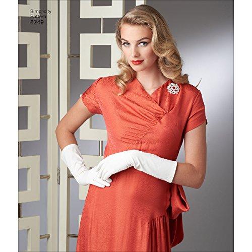 buy 1940s dresses - 4