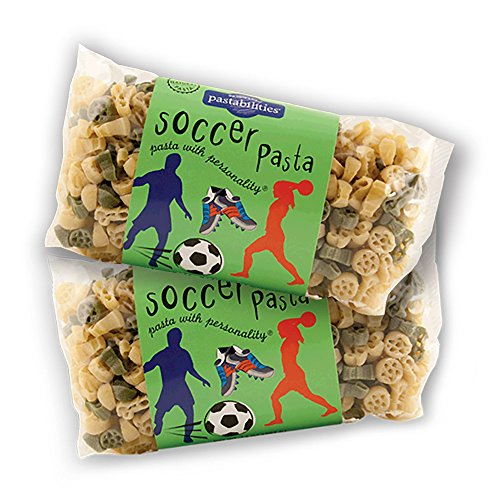 Pastabilities - Soccer Pasta - 14 oz. (Pack of 2)