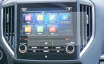 PcProfessional Screen Protector (Set of 2) for 2018 2019 Subaru Crosstrek  Starlink 8