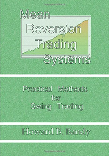 Mean reversion trading systems bandy pdf download