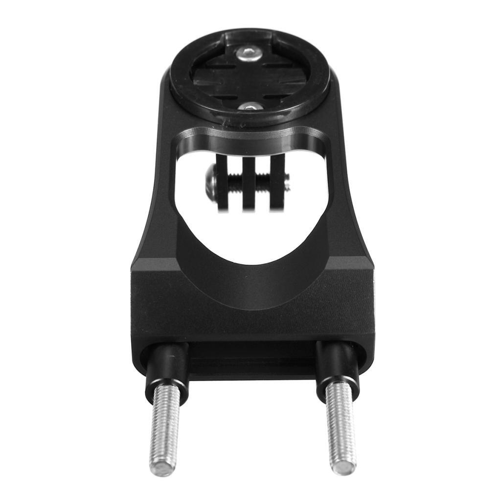 Baoblaze Support de Rallonge De Vélo Tige D'extension GPS Adaptateur Kit pour Garmin Bryton Gopro