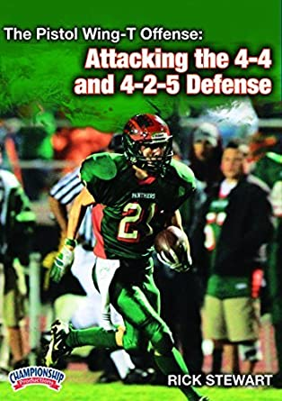 Wing t offense buck sweepstakes