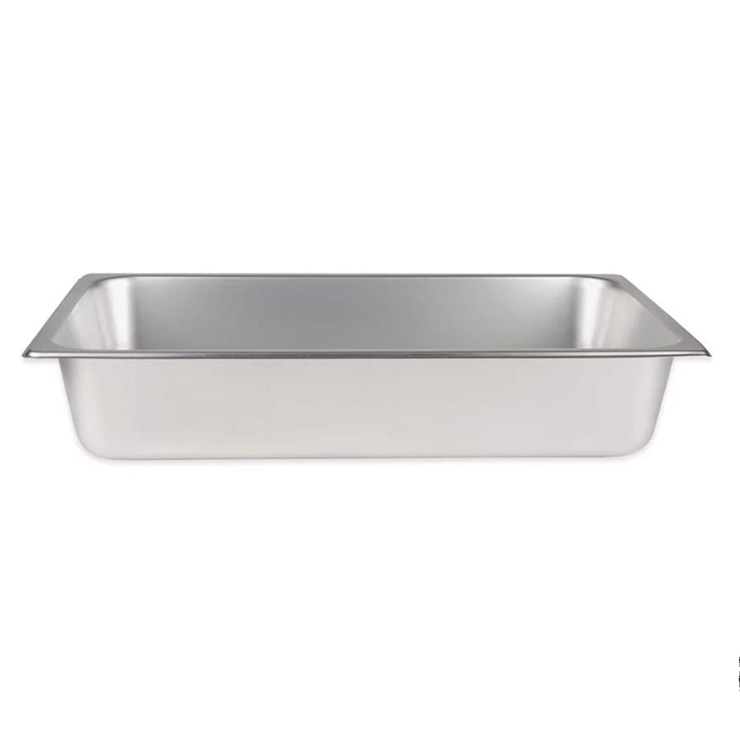 Tiger Chef 8 Quart Full Size Anti Jam Steam Table Pan - 4