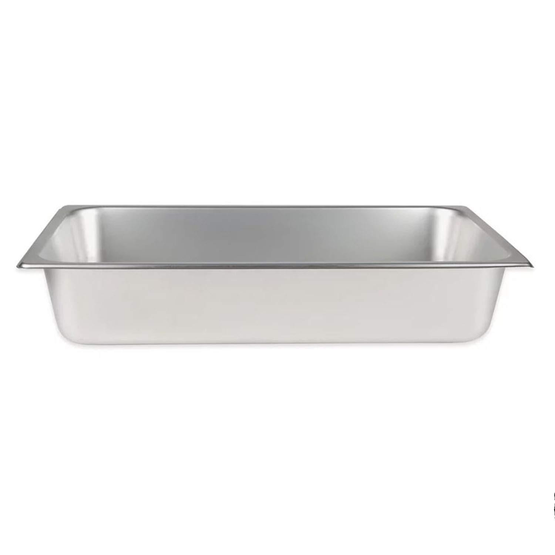 Tiger Chef 8 Quart Full Size Anti Jam Steam Table Pan - 4