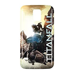 Titanfall Limited Edition Game Snap on Plastic Case Cover Compatible with Samsung Galaxy S5 GS5 by lolosakes