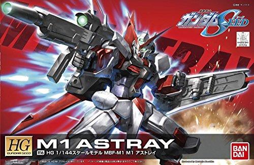 Bandai Hobby R16 M1 Astray Remaster 1/144 HG Bandai Gundam Seed Action ()