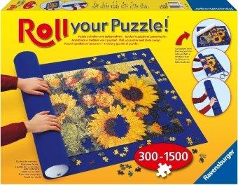 Roll your Puzzle! Puzzlematte (300-1.500 Teile) Sondereinband – 21. Januar 2008 347367673X Spielen / Raten Puzzle-Zubehör (Nonbooks) Puzzles (Nonbooks)