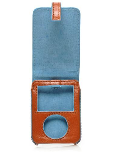 Blue Nano Custodia Ipod Arancione Piquadro Square HYqzvwxt