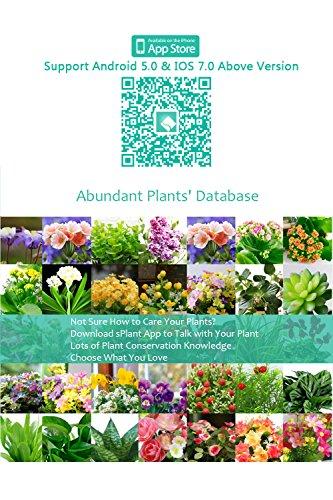 sPlant Soil Tester, Soil Water Moisture Fertilizer Meter, Soil Test Kit, Soil Pick Tool, Moisture Nutrition Measurement, for Indoor Potted Plants by sPlant (Image #6)