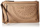 Calvin Klein Saffiano Novelty Wristlet, Cashmere Perforated