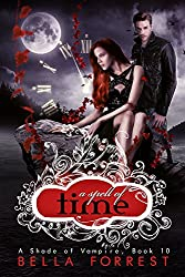 A Shade of Vampire 10: A Spell of Time