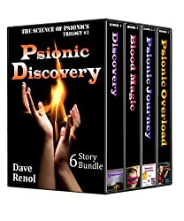 The Psionic Discovery Trilogy (The Science of Psionics)