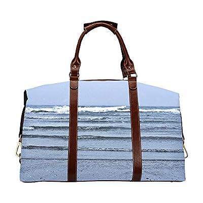 Travel Luggage Duffle Bag Lightweight Portable Handbag Virgo Large Capacity Waterproof Foldable Storage Tote