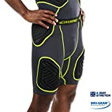 CHAMPRO Adult Bull Rush 5 Pad Football Girdle