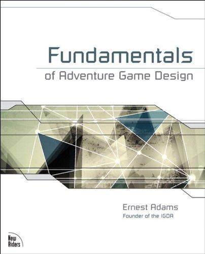 Fundamentals Adventure Design Ernest Adams ebook product image