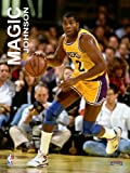 Official NBA Licensed Magic Johnson 4.5x6 Plaque