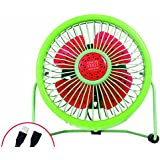 Small USB Fan Creative Office/Home Table Fan Fruit Pattern Fan