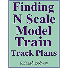 Finding N Scale Model Train Track Plans
