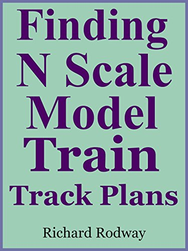Finding N Scale Model Train Track (Scale Track Plan)