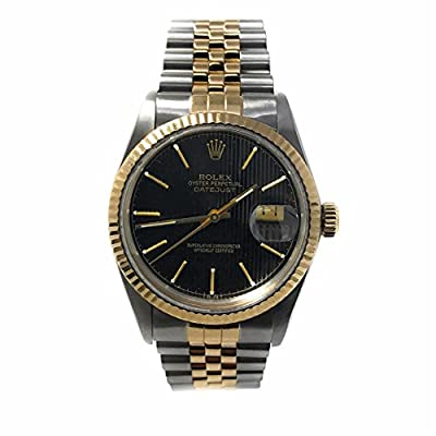 Rolex Datejust swiss-automatic mens Watch 16013 (Certified Pre-owned) from Rolex