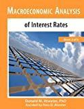 img - for Macroeconomic Analysis of Interest Rates: (Book 3 of 6) book / textbook / text book