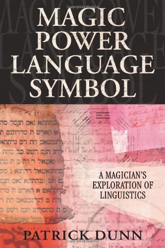 Magic power language symbol a magicians exploration of magic power language symbol a magicians exploration of linguistics by dunn fandeluxe Choice Image