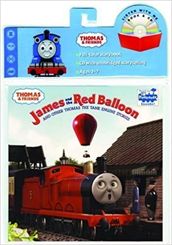 Book James and the Red Balloon Book and CD (Thomas & Friends) by Rev. W. Awdry (2005-07-12)