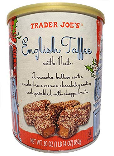 English Toffee With Nuts,30 oz by Trader Joe's (Image #4)