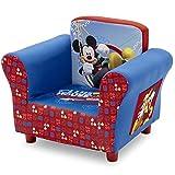 Delta Children Upholstered Chair, Disney Mickey