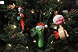 Kurt Adler Rick and Morty Christmas Ornament Set of