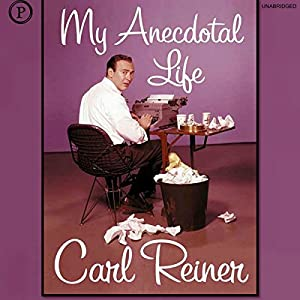 My Anecdotal Life Audiobook