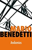 Front cover for the book Andamios by Mario Benedetti